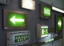На комбинате «Свеза» установили системы аварийного освещения и пожарной безопасности