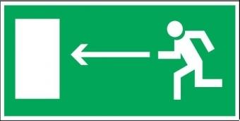 Указатель движения к выходу Р4