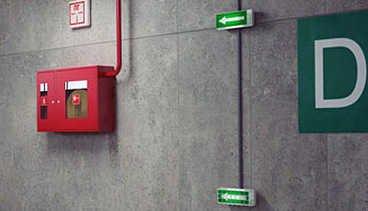 Область применения аварийного освещения