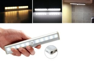 Светодиодные светильники на аккумуляторах для аварийных систем освещения